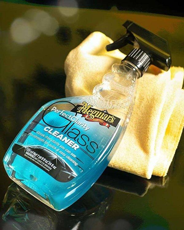 Amazon 玻璃清洁喷雾 24盎司