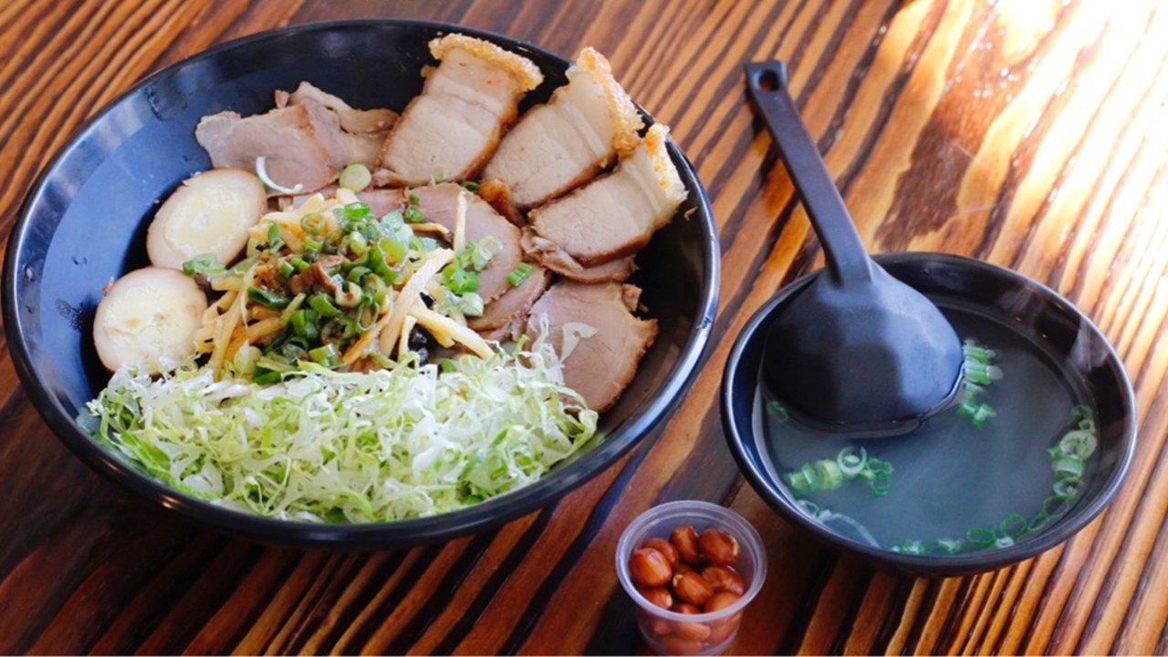 广西老表带你在西雅图吃上一口正宗桂林米粉
