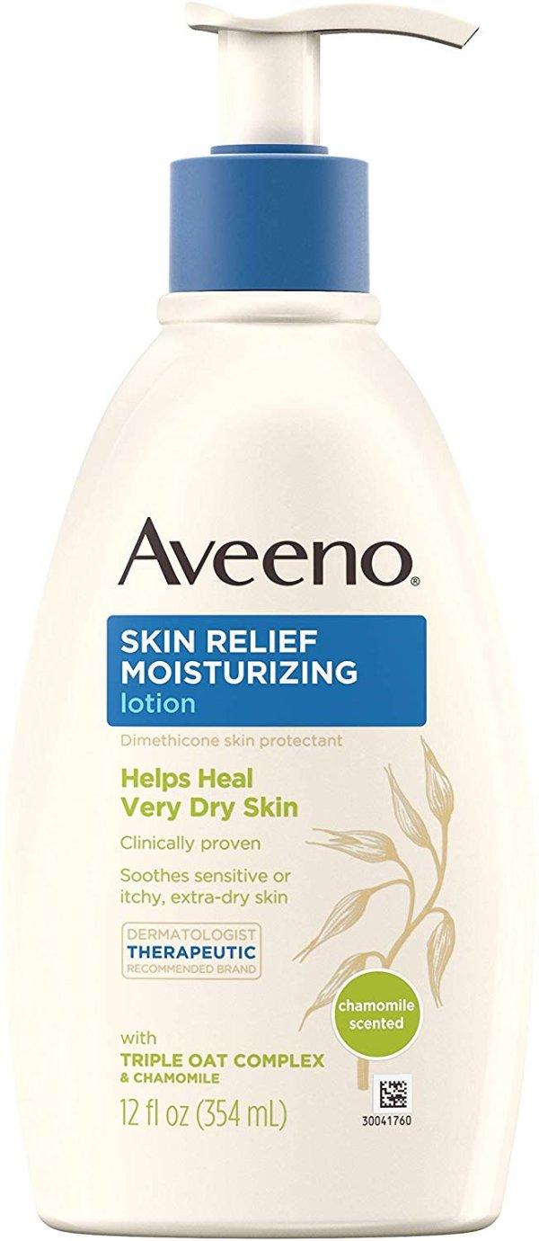 Aveeno 保湿霜 滋润保护粗糙干燥肌肤