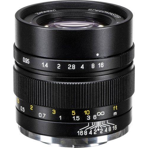 中一光学 Speedmaster 35mm f/0.95 Mark II Fujifilm X