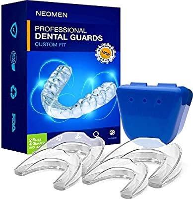 Neomen 专业牙套 4付 2种尺寸