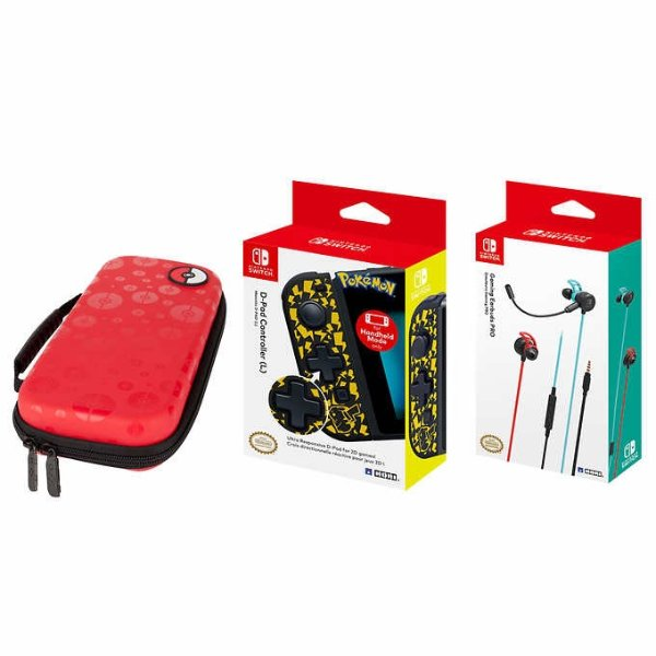 Nintendo Switch Pokemon Accessory Bundle Dealmoon Costco have great deals on the switch+games from time to time. www dealmoon com