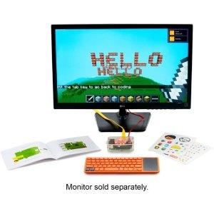 $60.99(原价$149.99)+包邮 德国红点设计大奖得主Kano Computer Kit 儿童自组电脑套装
