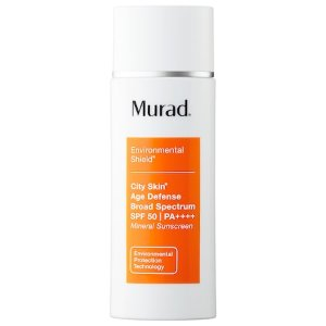 City Skin Age Defense Broad Spectrum SPF 50 PA++++ - Murad | Sephora
