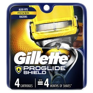 $17.97Gillette ProGlide Shield Mens Razor Blade Refill Cartridges, 4 ct