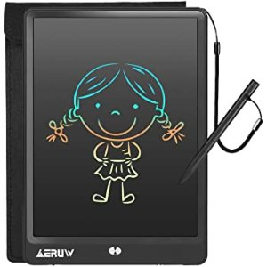 ERUW LCD Writing Tablet with Sleeve Case