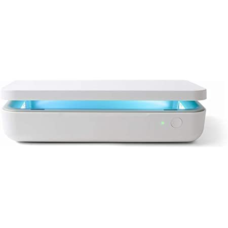 Samsung Qi 无线充电底座 紫外线消毒盒, 10分钟可灭99%细菌