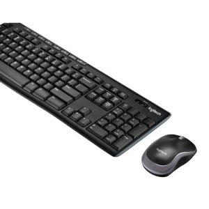 Logitech MK270 无线键盘鼠标套装