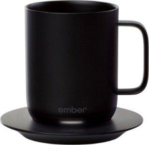 Ember 10 oz. Temperature Controlled Ceramic Mug Black CM171000US - Best Buy