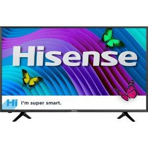 $399.99(原价$529.99)Hisense  55寸 超高清 4K 智能电视