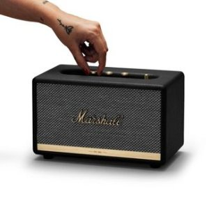 Marshall Acton II 蓝牙扬声器 黑色