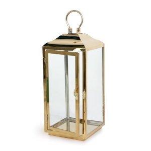 Better Homes & Gardens Gold Lantern - Walmart.com