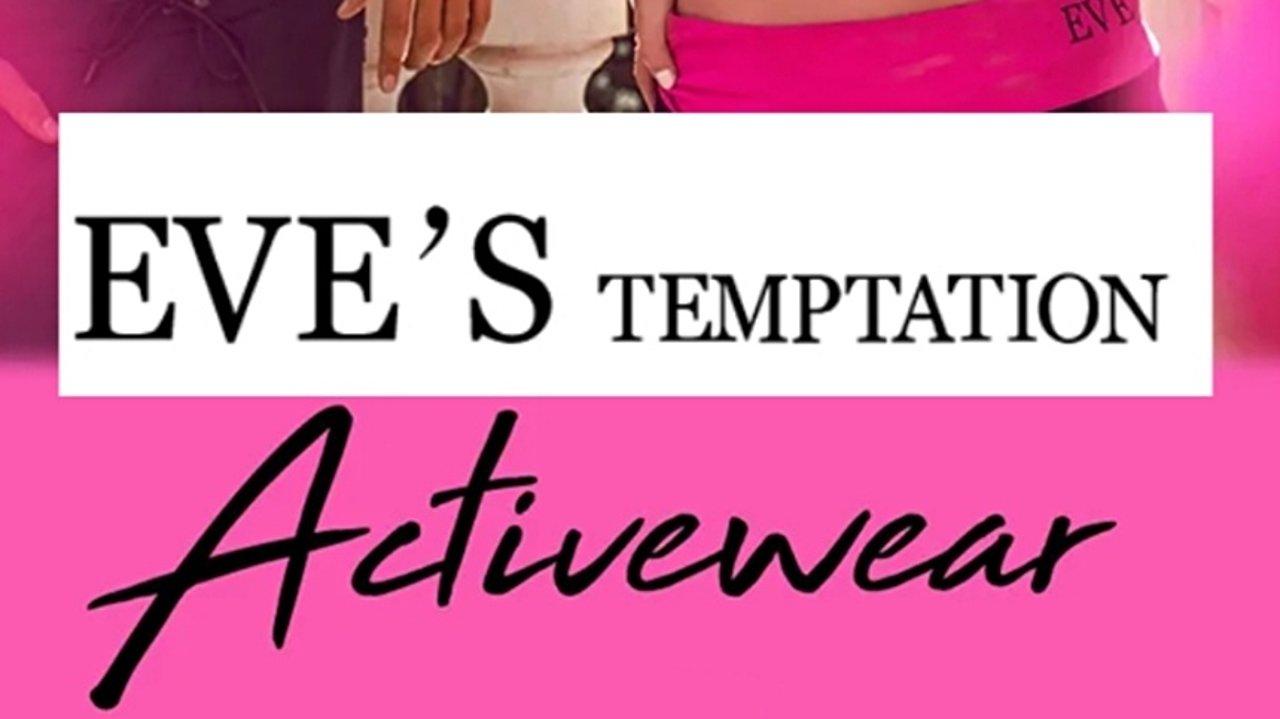Eve's Temptation 秒变身时尚运动达人✌