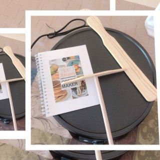 怎样做早餐最方便?试试这款多功能煎饼机吧!千层,毛巾卷,蛋卷,煎饼果子一机搞定!
