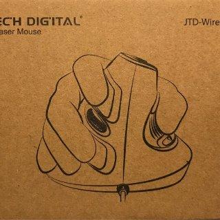 上网久了手不累么?不如换一个健康的J Tech垂直鼠标