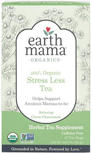 Amazon.com: Organic Peaceful Mama Tea for pregnancy and parenting tranquility (Pack of 3): Baby