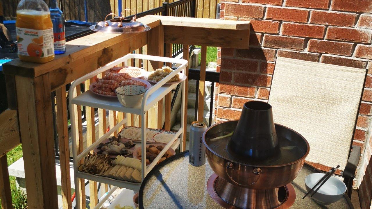 还有什么比一顿铜锅涮肉更解疫情宅家的无味