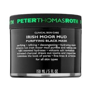 Irish Moor Mud Purifying Black Mask - Peter Thomas Roth | Sephora