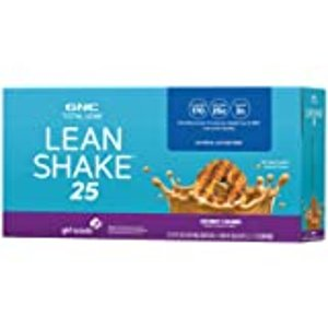 GNC Total Lean Shake 25 代餐奶昔 12瓶