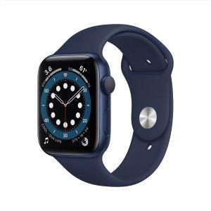 Apple Watch Series 6 44mm GPS版 海军蓝
