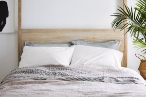 Organic Kantha Blanket   Allswell Home