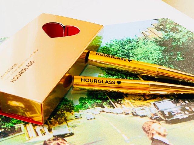 众测Hourglass黄金细管唇膏套装