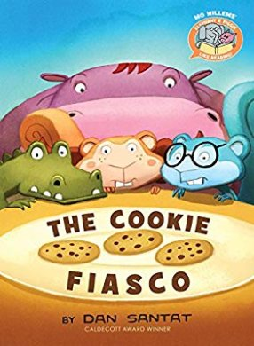 Amazon.com: Elephant & Piggie Like Reading! The Cookie Fiasco (9781484726365): Mo Willems, Dan Santat: Gateway