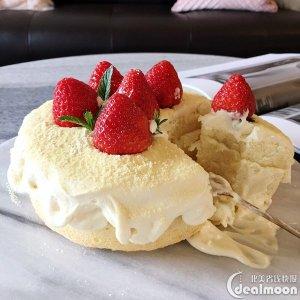 新晋网红款 | 会爆浆的豆乳蛋糕,超级好吃哦-北美省钱快报攻略