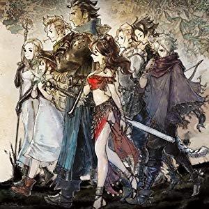 Square Enix《歧路旅人》Switch 实体版 一段传奇之旅