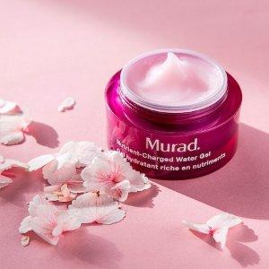 Nutrient-Charged Water Gel - Murad | Sephora