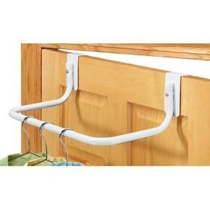 Miles Kimball Over the Door Closet Rod - Walmart.com
