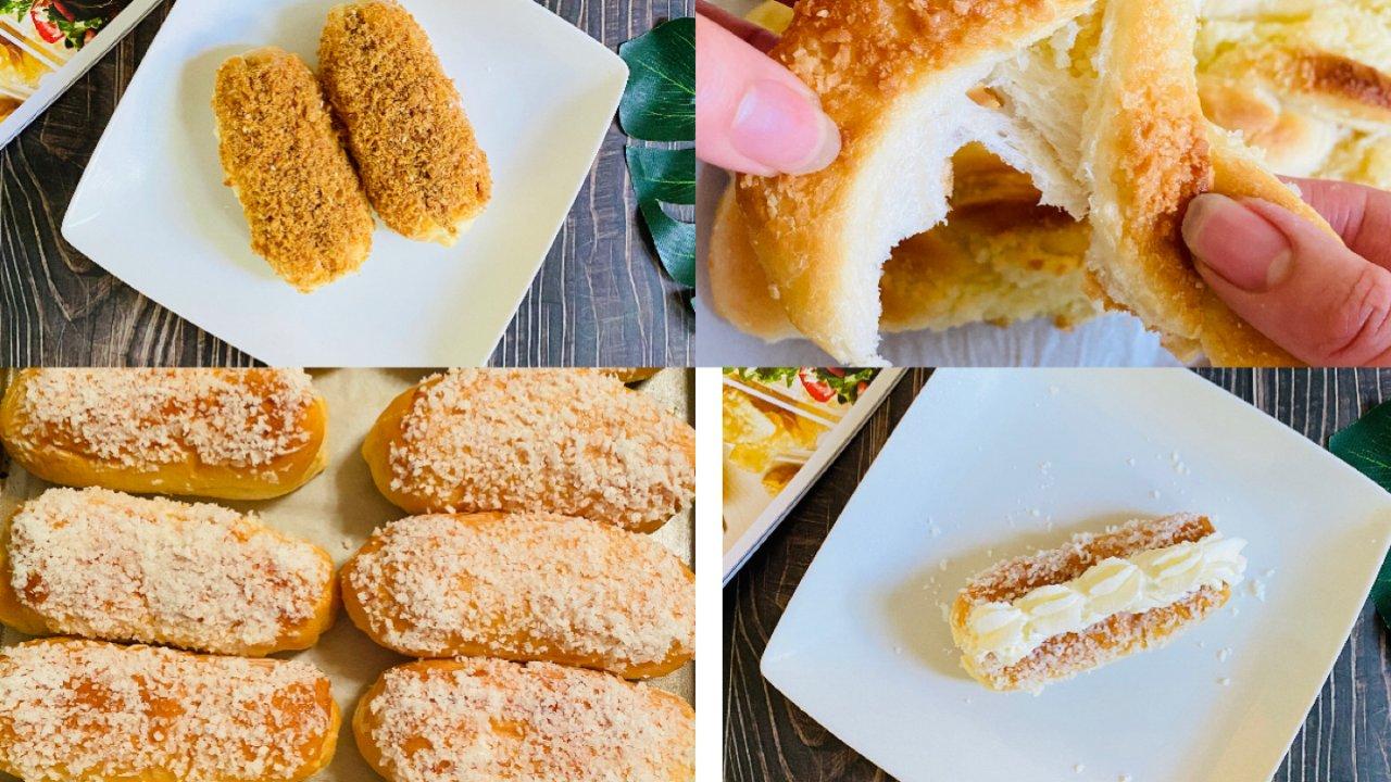 超级配方,一次可以做3种面包,满足全家需要