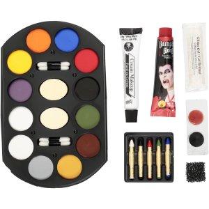 Walmart Rubie's® Monster Value Makeup Set 12 pc Pack