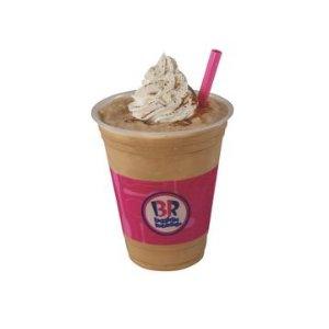 免费9月22日 Baskin-Robbins 将提供免费Cappuccino Blast饮品