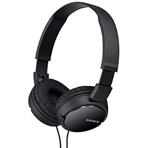 $14.99Sony MDRZX110/BLK ZX Series Stereo Headphones