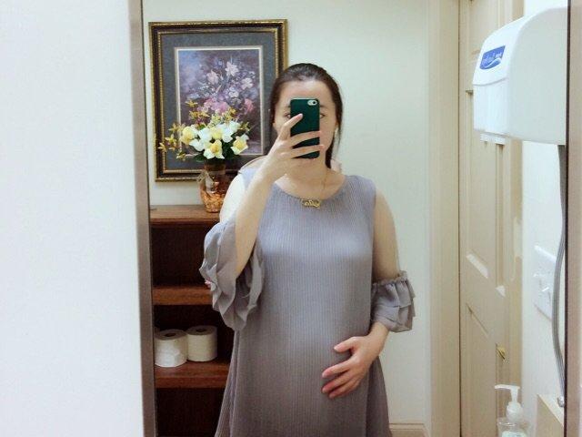我的孕期反应以及变化