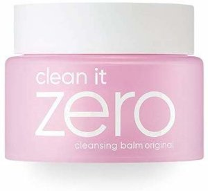 Amazon.com : BANILA CO NEW Clean It Zero Cleansing Balm Original - Instant Makeup Remover, Facial Wash, 100ml, Double Cleanse, Hydrates, All Skin Types, Hypoallergenic, : Gateway