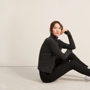 Women's Cashmere Square Turtleneck | Everlane