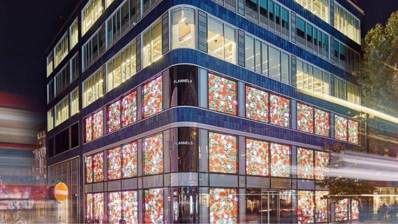Flannels探店| 逛街像逛展 伦敦最有sense的买手店!