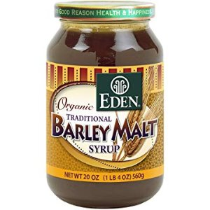 Amazon.com : EDEN ORGANIC BARLEY MALT SYRUP 20 OZ : Grocery & Gourmet Food