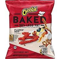 Cheetos 辣味低脂烤粟米棒 24.8g 40包