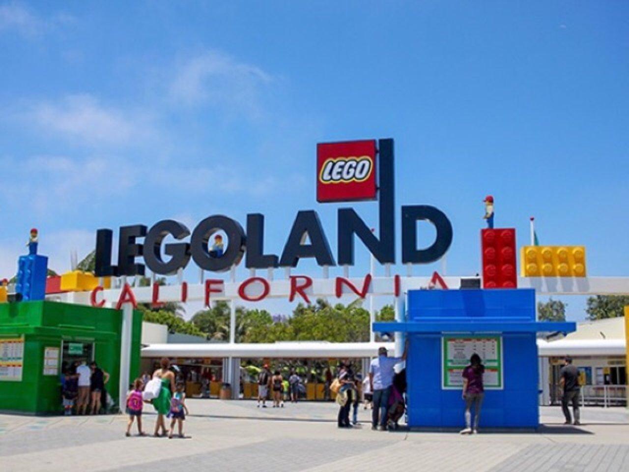 【带娃自驾游】四天三晚的Legoland之旅(下)走进Legoland