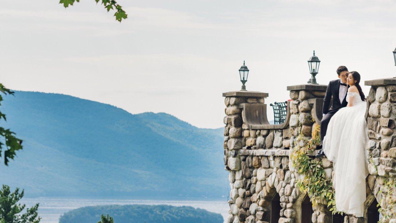 经验分享 | 我们在Airbnb上租了个城堡办婚礼💍