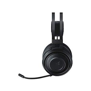 折扣升级:Razer Nari Essential 7.1声道 无线游戏耳麦