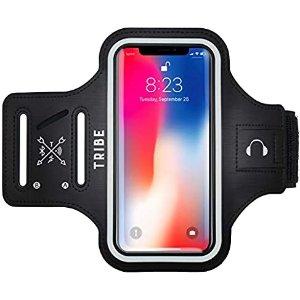 $9.79起 多尺寸颜色可选TRIBE 防水智能手机运动手臂套