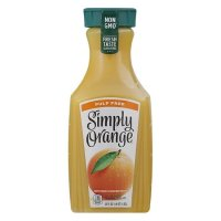 Simply 无果肉橙汁52oz大瓶装
