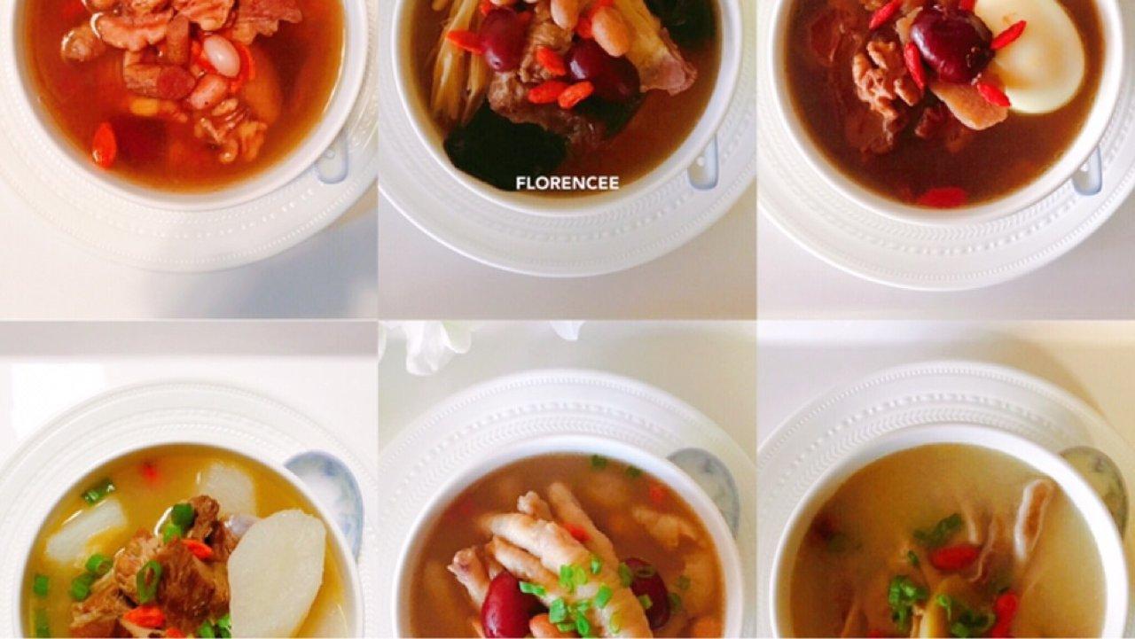 冬季进补,喝这些汤品让您暖暖过冬❄️