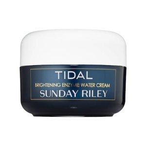 Tidal Brightening Enzyme Water Cream - SUNDAY RILEY | Sephora