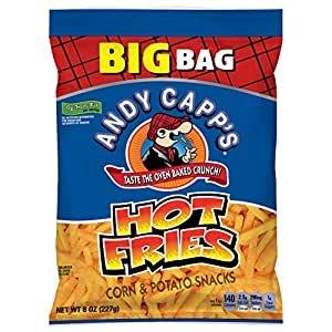 Andy Capp's 辣味大包薯条 8 oz 8包