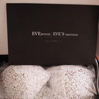 Eve's Temptation C杯内衣测评